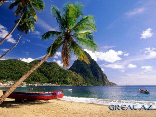 Красивые Пляжи планеты Фото