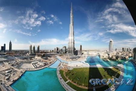 ������������� �������� Burj Dubai - ����