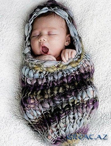 Как сладко спят милые ангелочки дети