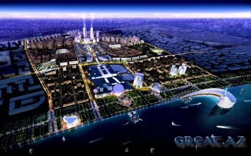 Baku White City ����