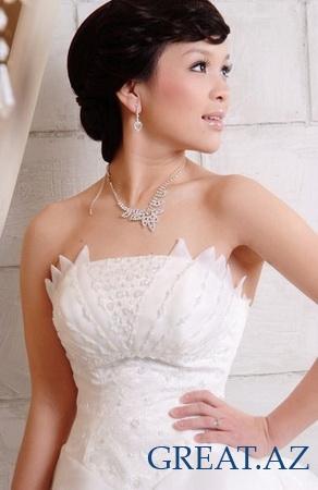 украшен алмазами Блестящая труба вечернее платье белого.