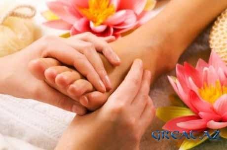 Путь к сердцу женщины лежит через массаж ее ступней