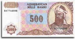 Валюта азербайджана курс