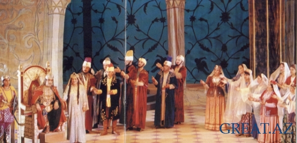 Opera And Ballet In The Republic of Azerbaijan