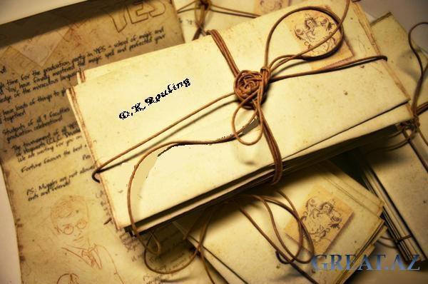 Kohne mektublar - Ramiz Rovsen