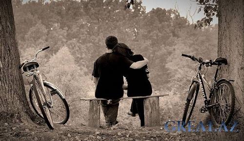 Seni sevmek ucun bir omur azdir...