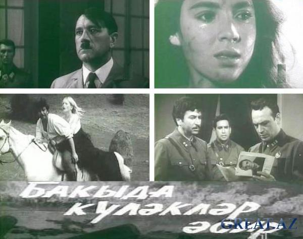 Bakida Kulekler esir (1974) Azeri Film- �������� ������