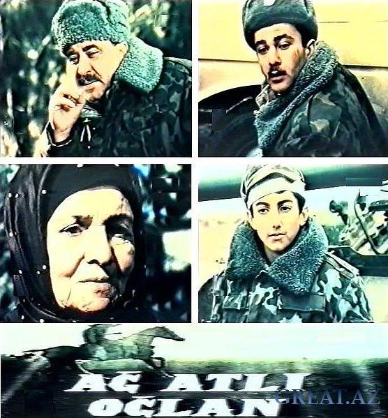 Ag Atli Oglan (1995)(Azerbaycan kinosu) - �������� ������