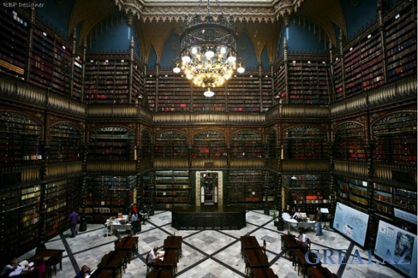 �������� ���������� ���� / Beautiful Libraries in the w ...