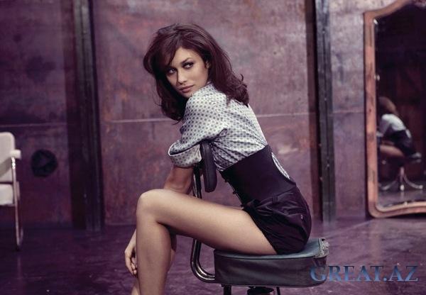 Ольга Куриленко - красивая украинская актриса