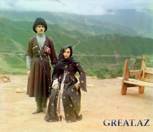 Azerbaycan milli geyimleri
