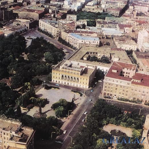 Фотографии Баку 60х-70х годов