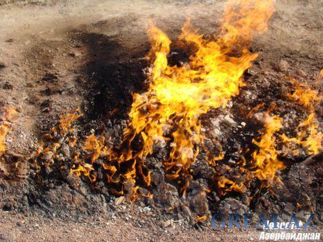 Страна огней - Атешгай