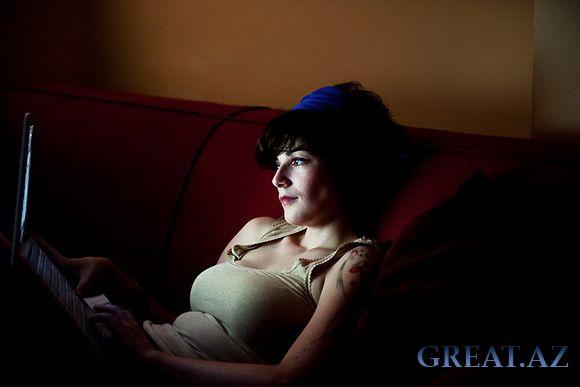 Фотопроект Габриэлы Герман «Блоггеры»