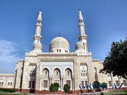 Самые  красивые  мечети  в  мире