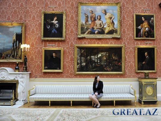Букингемский дворец. Великобритания.