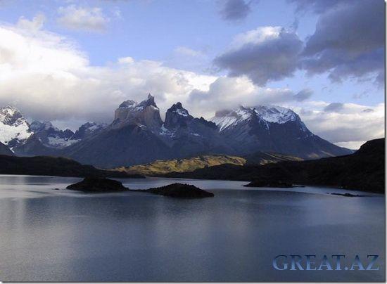 Самые большие озёра мира