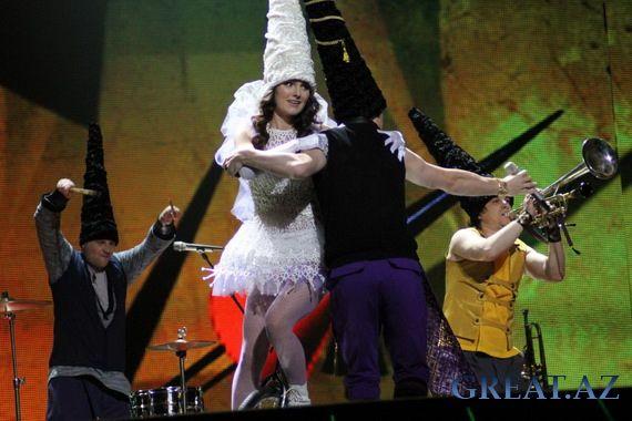 Итоги второго полуфинала Евровидения 2011