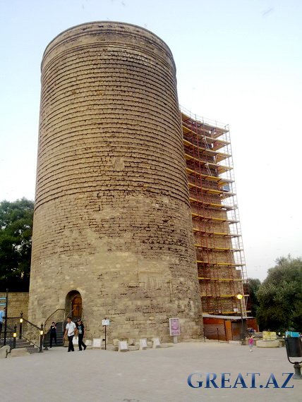 The International Art Festival Maiden Tower in Baku