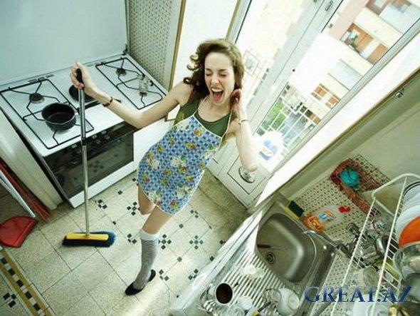 Чистота в доме с помощью натуральных средств!