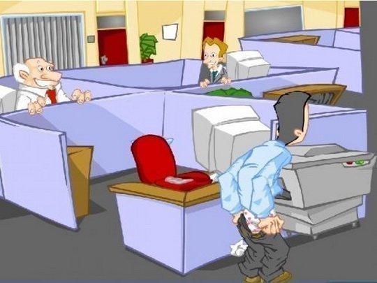 Ofis əyləncələri: necə iş vaxtını öldürmək olar?
