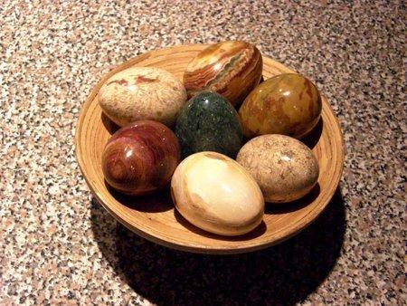 Как сделать ароматические декоративные «камни»