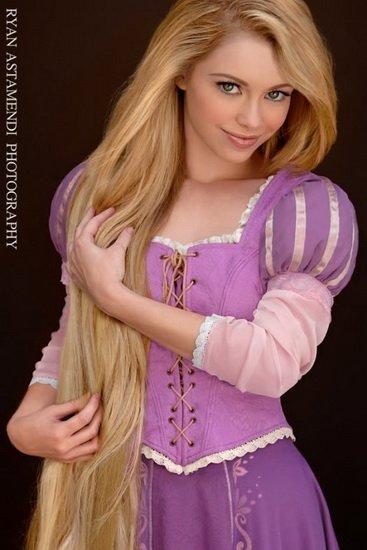 Принцессы Диснея в Реальной Жизни
