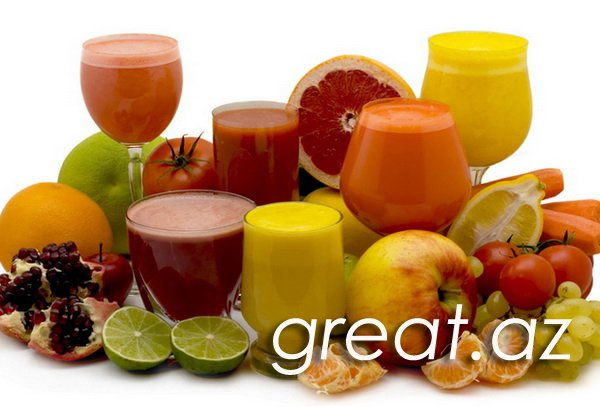 Подбираем фруктовый сок по возрасту