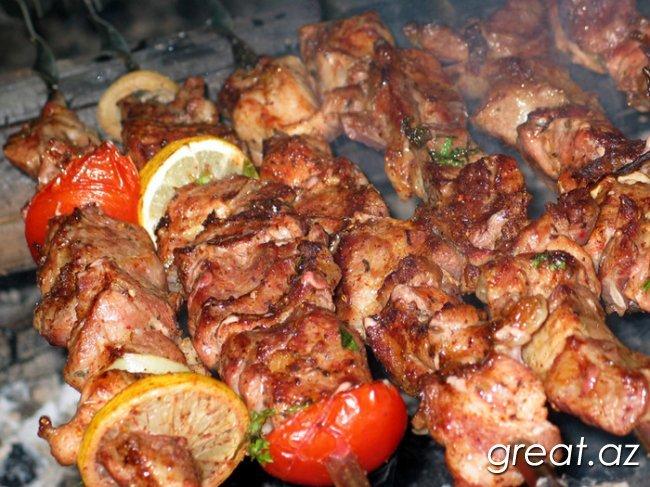 Правильно приготовить шашлык из свинины