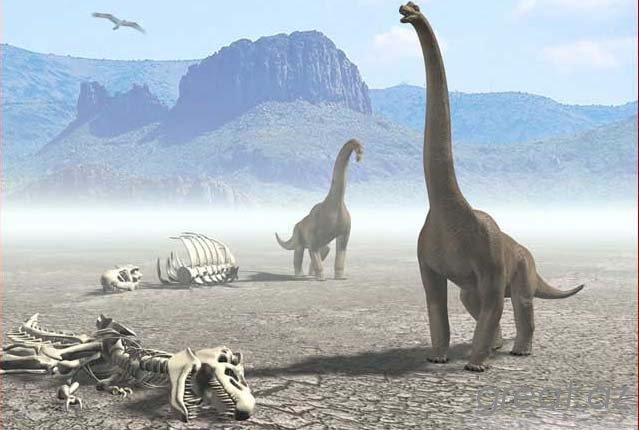 10 массовых вымираний в истории Земли