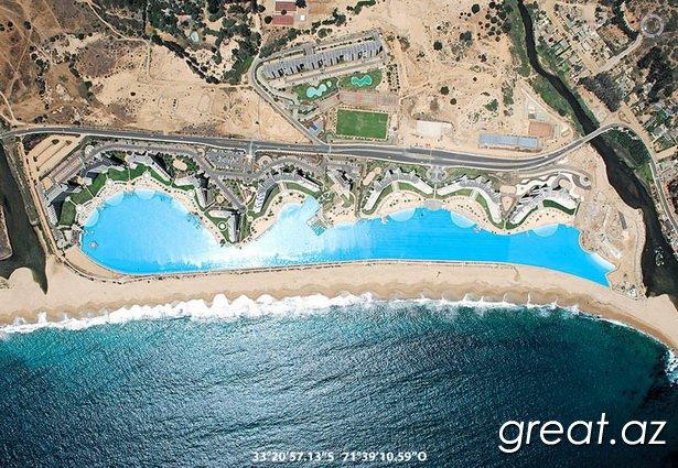 Самый большой бассейн в мире 19 фото