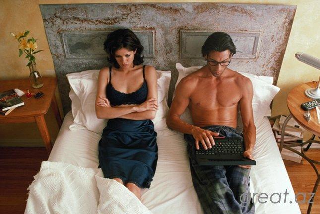с муже нет секса