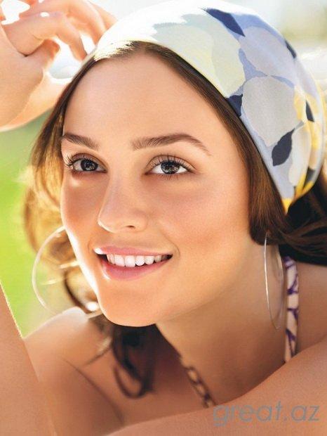 Очень милые красивые картинки девушек
