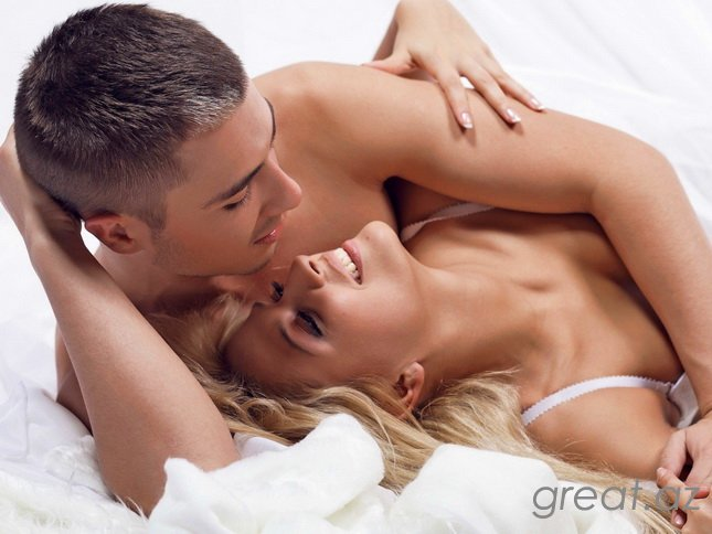 Удовольствие в постели
