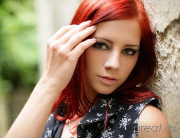 Фото с рыжими