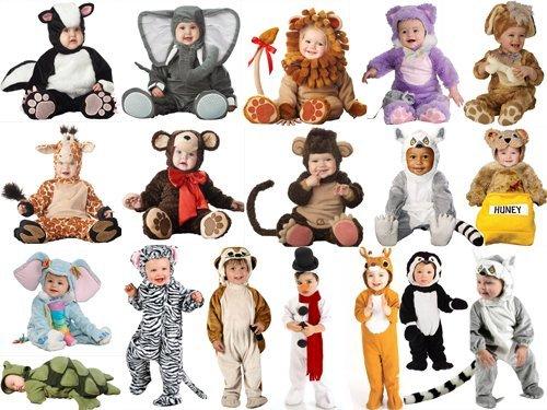 Самые красивые новогодние костюмы для детей