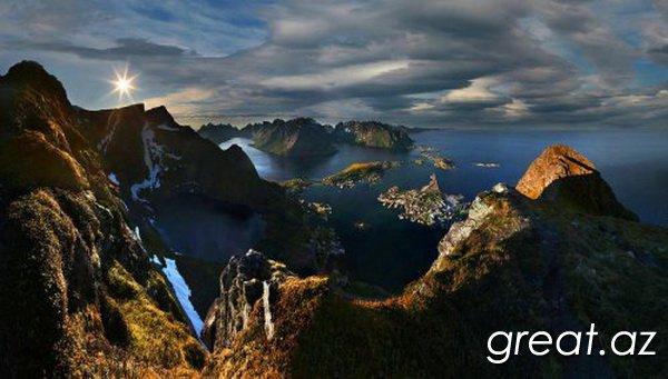 Самые красивые места планеты 26 фото