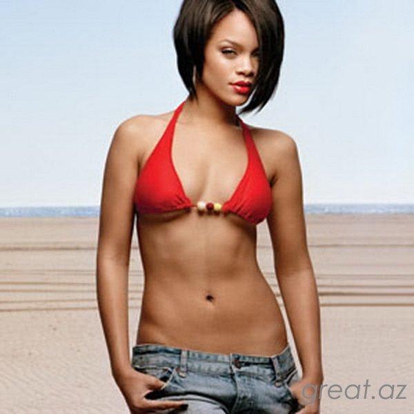 Rihanna-da ki kimi, fiquru əldə etmək üçün tapşırıqlar