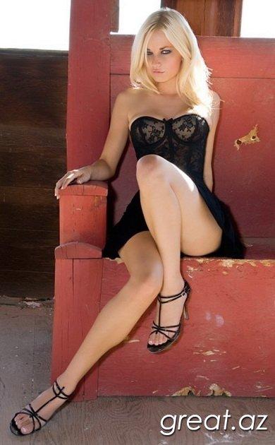 Сексапильные блондинки