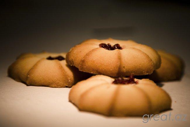 Necə kurabiye peçenyesi hazırlanır?