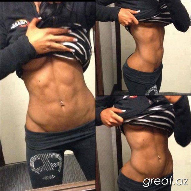 Как сделать спортивную тело 406