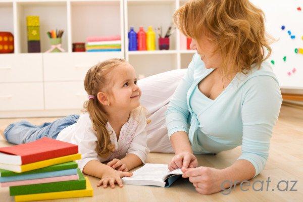 Учим малыша говорить