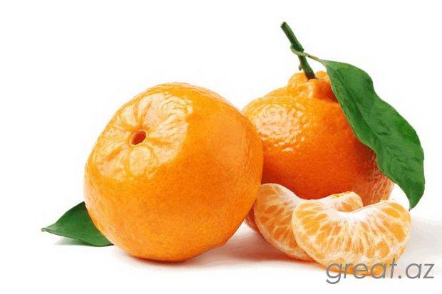 Mandarinlər haqqında maraqlı faktlar