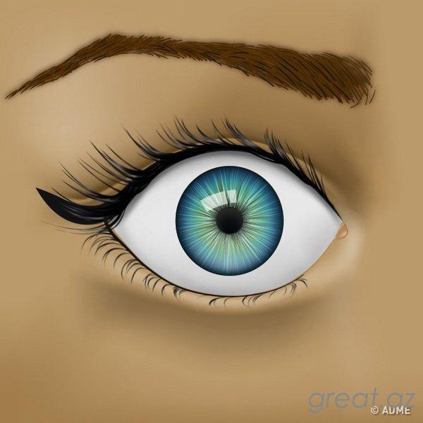 8 şey,  gözləriniz sizin sağlamlığınız haqqında deməyə çalışır