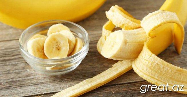 Bananları yemək niyə faydalıdır