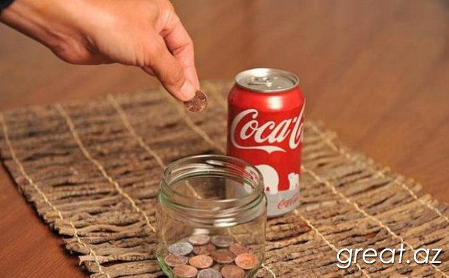Coca-Cola-dan istifadənin 10 üsulu