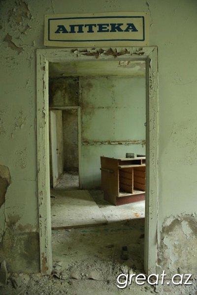 11 qorxunc tərk edilmiş yer (FOTO)