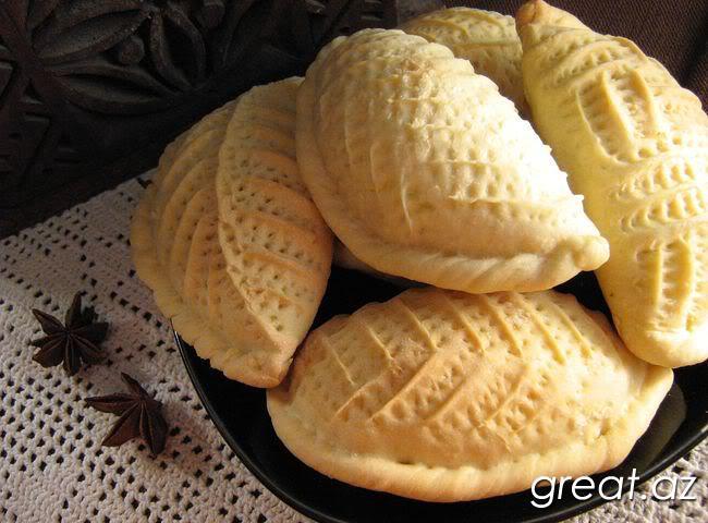 Azərbaycan Şekerburası. Bişirmənin resepti