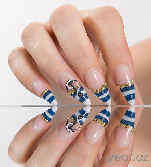 Ютуб как накрасить ногти