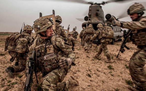 Dünyanın ən güclü orduları